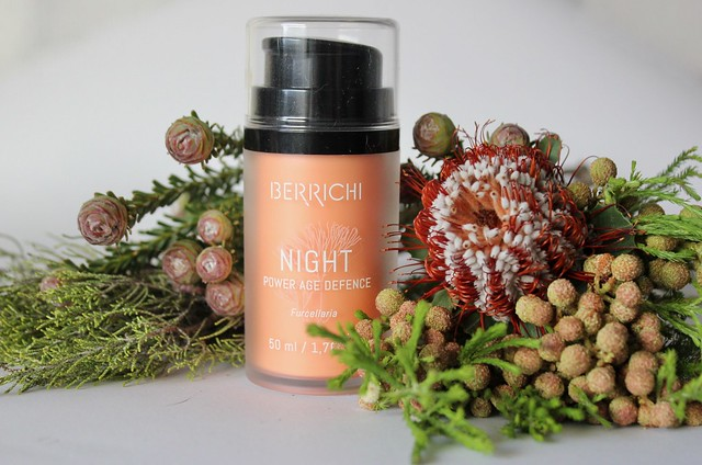 Berrichi night power age defence yövoide