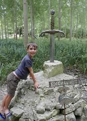 Excalibur (Jasper) - Photo of Villeneuve-la-Comtesse