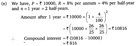 NCERT Solutions for Class 8 Maths Chapter 8 Comparing Quantities 13