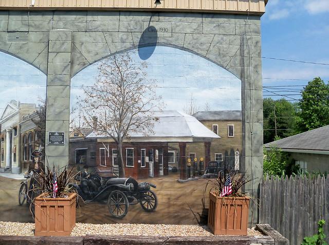 OH Centerburg - Mural 3