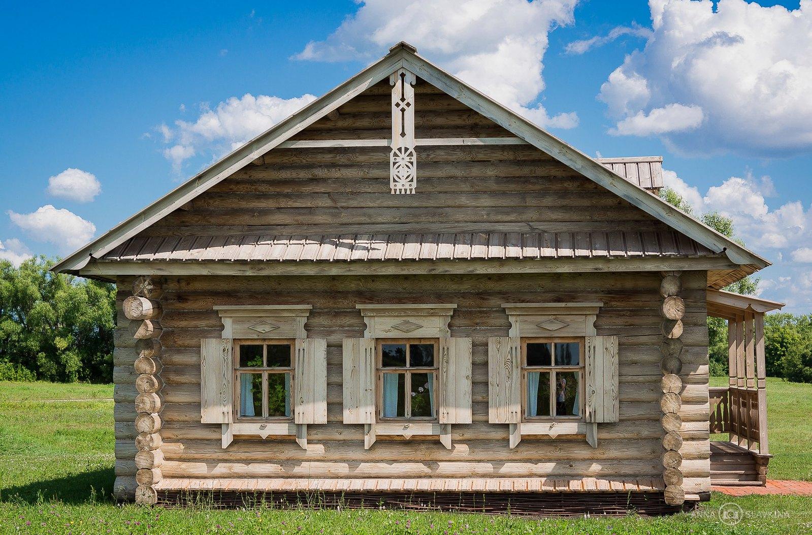 дом мельника