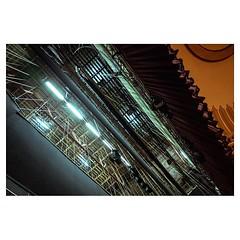 Teatro Villanova, Biella . #leicaQ #leica #leicacamera #leicaqtyp116 #leicacraft #leica_photos #leica_uk #leica_world #leicaphotography #leica_club #twitter #geoffroyschied #35mmofmusic #Italy #biella #theatre #office #stage #musicianslife #discover @mahl