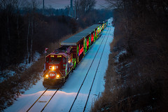2018 CP Holiday Train
