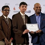 OOB emerges champions at the Sharjah International Book Fair Quiz Competition