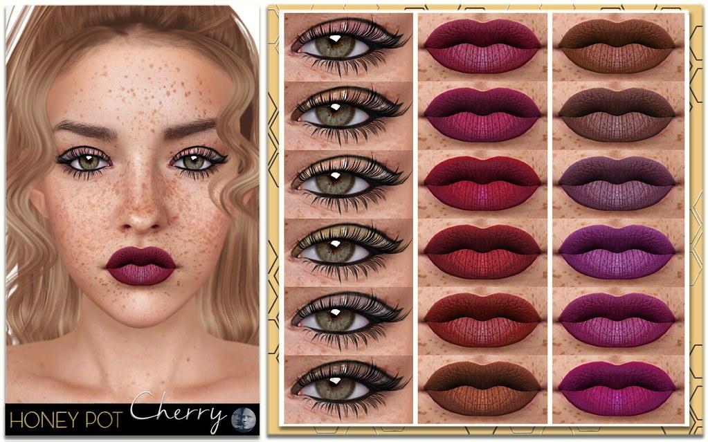 HoneyPot GENUS Cherry Collection