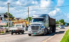 Truck Spotting Truck Spotting, Runaway Bay Jamaica.
