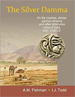 The SIlver Damma book cover