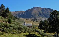 Cabane Arago, Massif du Canigou