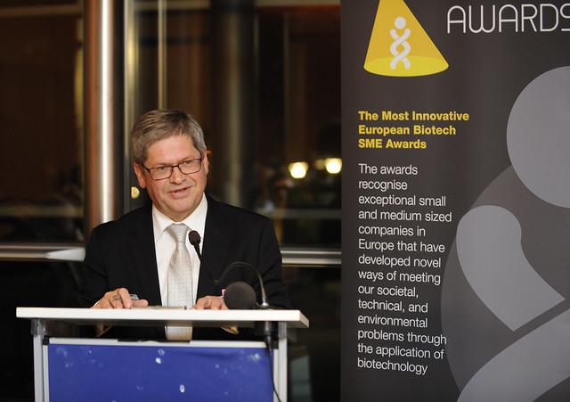 Biotech SME Awards Ceremony 2017