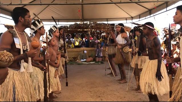 Comunidade indígena Tuxá vem sofrendo ameaças e perseguições - Créditos: Ayrumã Tuxá