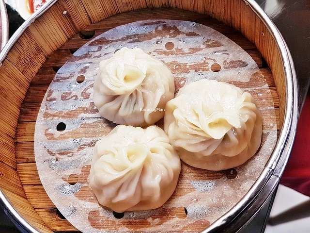 Shanghai Pork Dumplings