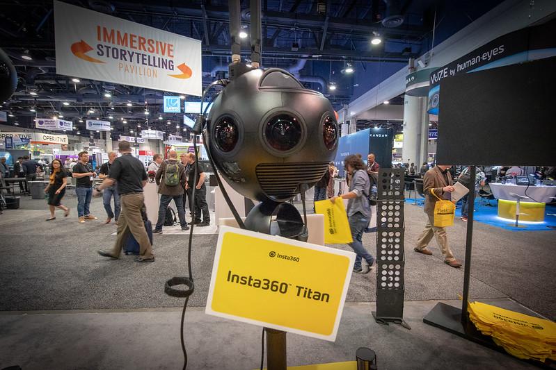 Insta360 camera