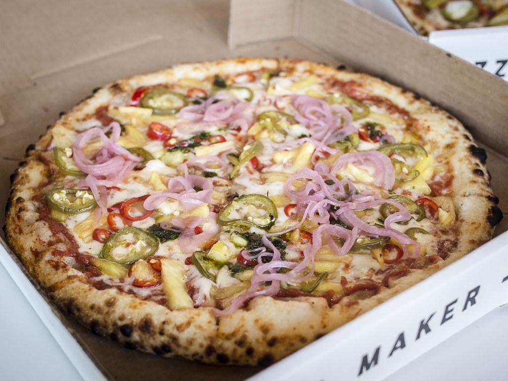 Maker Pizza Avenue