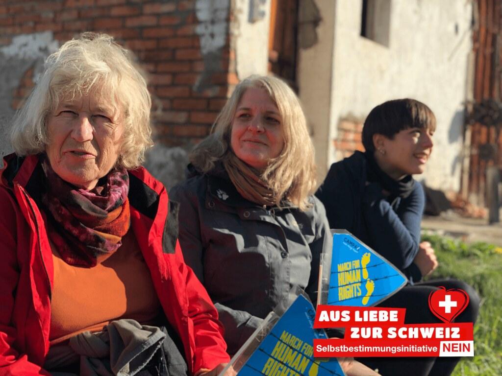 Aus Liebe zur Schweiz – ein starkes Land mit starken Frauen