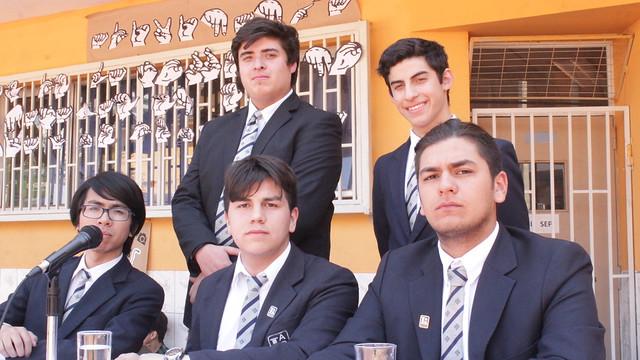 Debate para elecciones del Centro de Estudiantes 2019