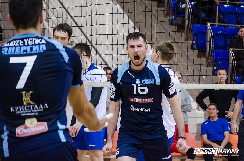 VC Energia & VC Marko-VGTU. Belarus Cup. 1/4 finals. 2 match. 24/11/2018