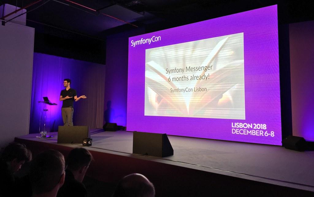 SymfonyCon Lisbon 2018 - Speaker