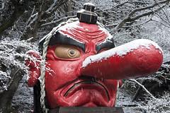 _DSC8336Tengu in Kurama Temple