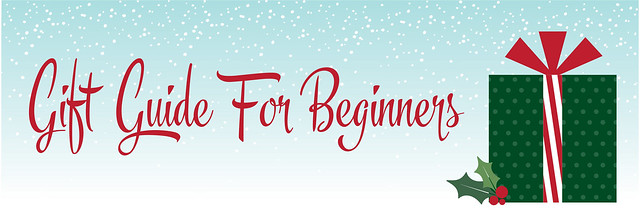 Gift Guide For Beginners Header