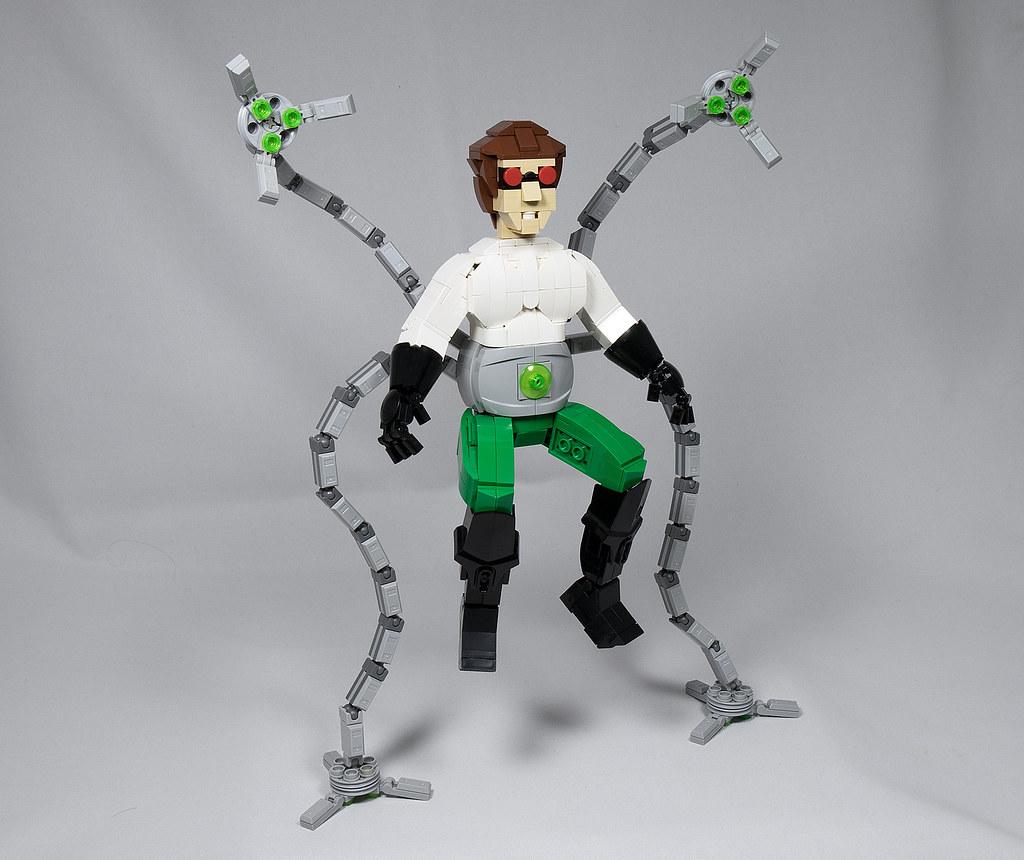 LEGO® MOC by Vitreolum: Doc Ock