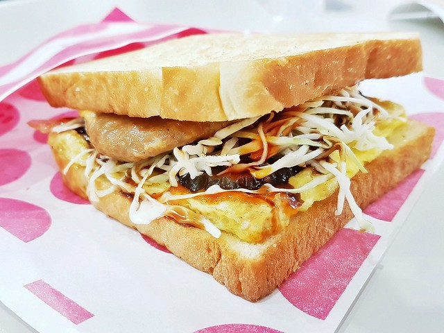 Hot Bulgogi Toast