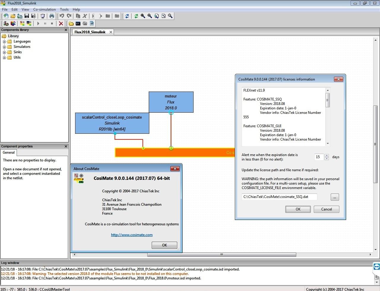 CosiMate v9.0.0 Build 144 x86 x64 full license
