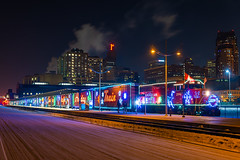 2018 CP Holiday Train in St. Paul