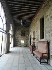Iglesia Convento de San Vicente Ferrer claustro Parador de Plasencia Caceres 03