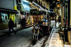 Ape-Harley, Plaka, Athens, Greece
