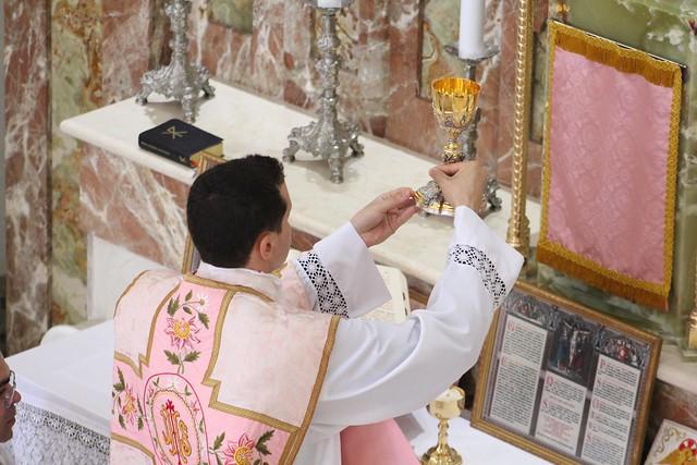 Primeira Missa do Neo Sacerdote Padre João