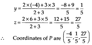 NCERT Solutions for Class 11 Maths Chapter 12 Introduction to Three Dimensional Geometry 9