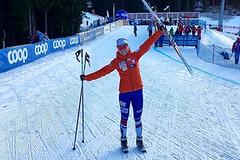 Klaebo s Östbergovou ovládli Tour de Ski, z Čechů nejlépe Razýmová na 23. místě