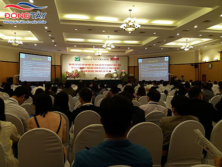 Công ty Đông Tây tham dự Hội nghị gan mật toàn quốc lần thứ 14