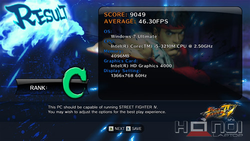 hp 4540s có chơi được game