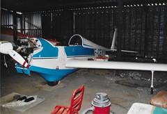F-CEYY Scheibe SF-28 Tandem Falke Motor glider
