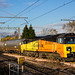 70814 on 6S37 at Camelon