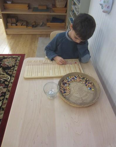 teen bead board