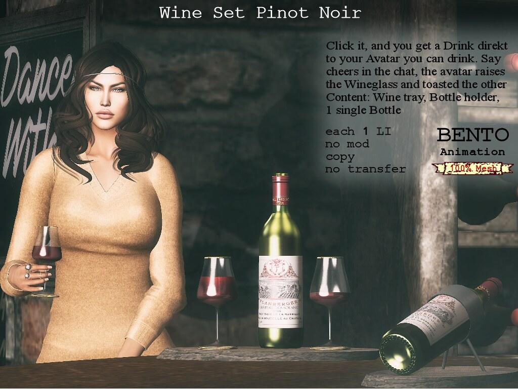 WINE pino noir - TeleportHub.com Live!