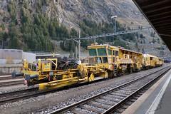 Göschenen - KVP2000 Plasser & Theurer