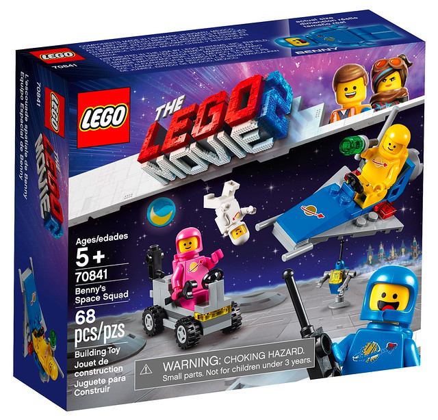 LEGO Movie 2 70841 Benny's Space Squad 01