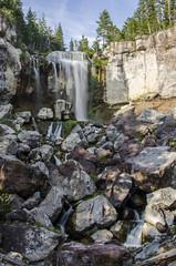 Paulina Creek Falls, Newberry National Monument, OR