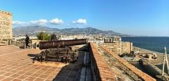 Fuengirola Castle. Panorama. Nikon D3100. DSC_0863-0868.