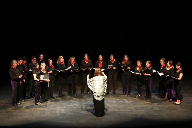 Segundo encuentro de coros universitarios 2018