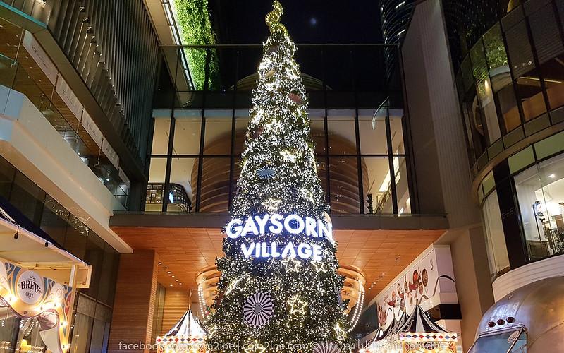 คริสต์มาสคาร์นิวัล Gaysorn Christmas Village 2018