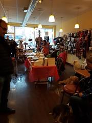 Photos de Noël de l'APCSH - Vente de livres pour Mira