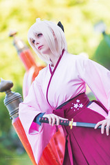 Okita Souji Saber Sakura (Fate/Grand Order)