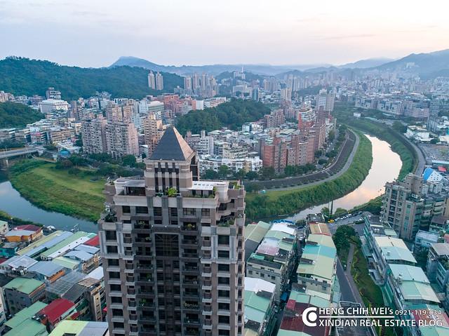捷運新公館河景大兩房