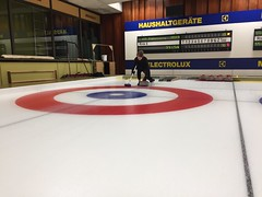 Curling Plausch-Training 07.02.19