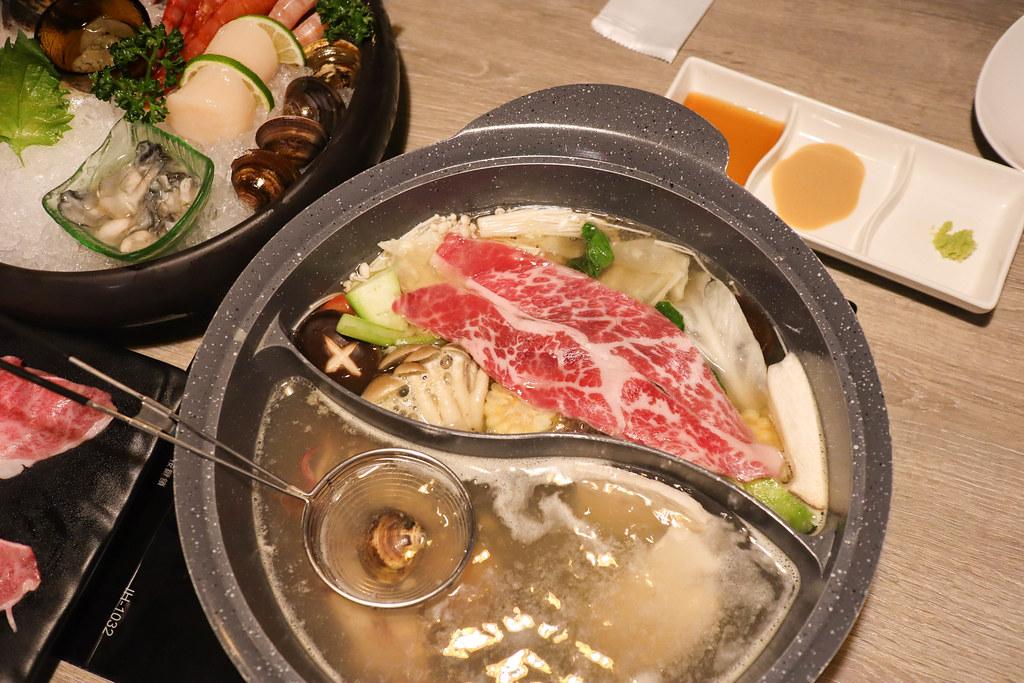 釧井 飛驒牛(海鮮鍋物) (67)