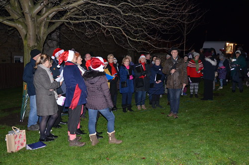 Sunniside Christmas lights switch on Dec 18 (6)